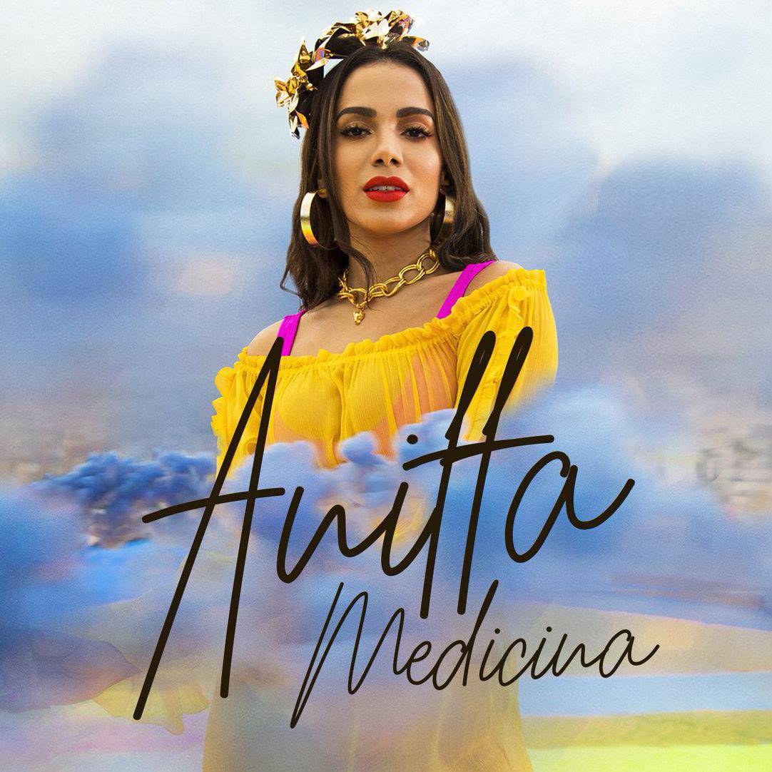 Anitta lança Medicina