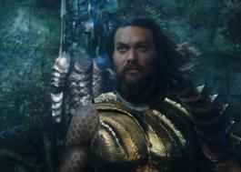 """O primeiro trailer oficial de """"Aquaman"""" está entre nós! Vem ver!"""