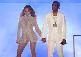"""Beyoncé e JAY-Z fazem primeiro live de """"APESH*T"""" na França"""