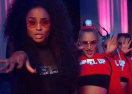 "Ciara está de volta e poderosa com o clipe de ""Level Up"""