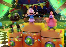 Queremos! Nickelodeon lançará game de corrida com Bob Esponja, Arnold e os Rugrats