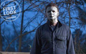 """Michael Myers tá pronto pro ataque em foto inédita do novo """"Halloween"""""""