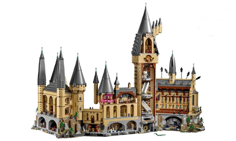 Resultado de imagem para lego harry potter 2018 6 mil peças