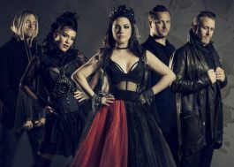 """Evanescence lança mais uma faixa inédita; ouça """"The Game Is Over"""""""