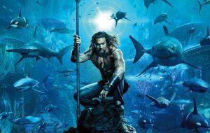 Filme do Aquaman ganha primeiro pôster!