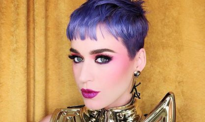 Katy Perry milionária!