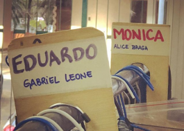 """As filmagens de """"Eduardo e Mônica: O filme"""" já começaram!"""
