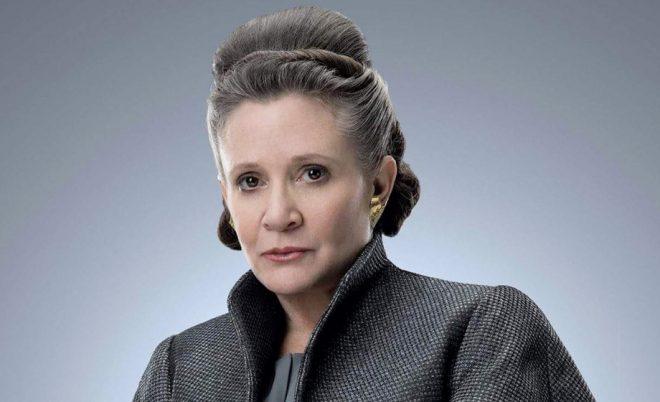 A destemida e forte Princesa Leia seria o grande destaque da última trilogia (Divulgação)