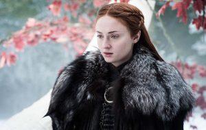 Sansa Stark mandou avisar que o final de GoT será imprevisível!