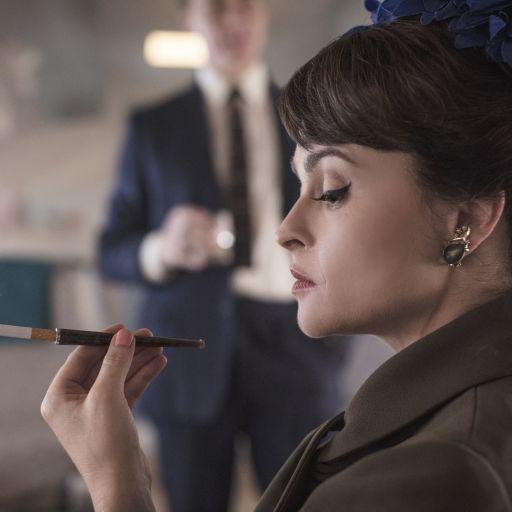 Helena Bonham Carter em The Crown
