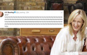 Afrontosa! J.K. Rowling tá zoando muito o Donald Trump no Twitter