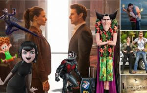 """""""Missão: Impossível"""", """"Homem-Formiga e a Vespa"""" e os filmes que estreiam em julho nos cinemas"""