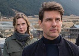"""Rebecca Ferguson sobre """"Missão Impossível: Efeito Fallout"""": """"É importante dar força a personagens femininas"""""""