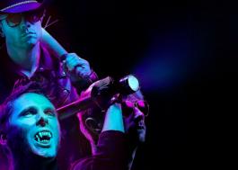 """""""Something Human"""", novo vídeo do Muse, tem lobisomens, fuga policial e muito futurismo; Assista!"""