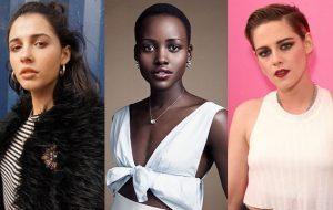 """Naomi Scott, Lupita Nyong'o e Kristen Stewart serão protagonistas em reboot de """"As Panteras""""!"""