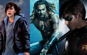 Resumão: Os principais trailers e imagens lançados na Comic-Con 2018