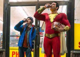 """""""Shazam!"""" ganha trailer oficial super divertido; vem ver!"""