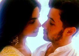 Que fofos! Priyanka Chopra publica fotos de sua cerimônia de noivado com Nick Jonas