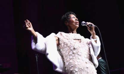 Aretha Franklin tá mal :(