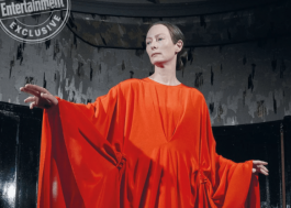 Saíram novas fotos de Dakota Johnson e Tilda Swinton no remake de Suspiria