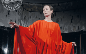 Saíram novas fotos de Dakota Johnson e Tilda Swinton no remake de Suspiria