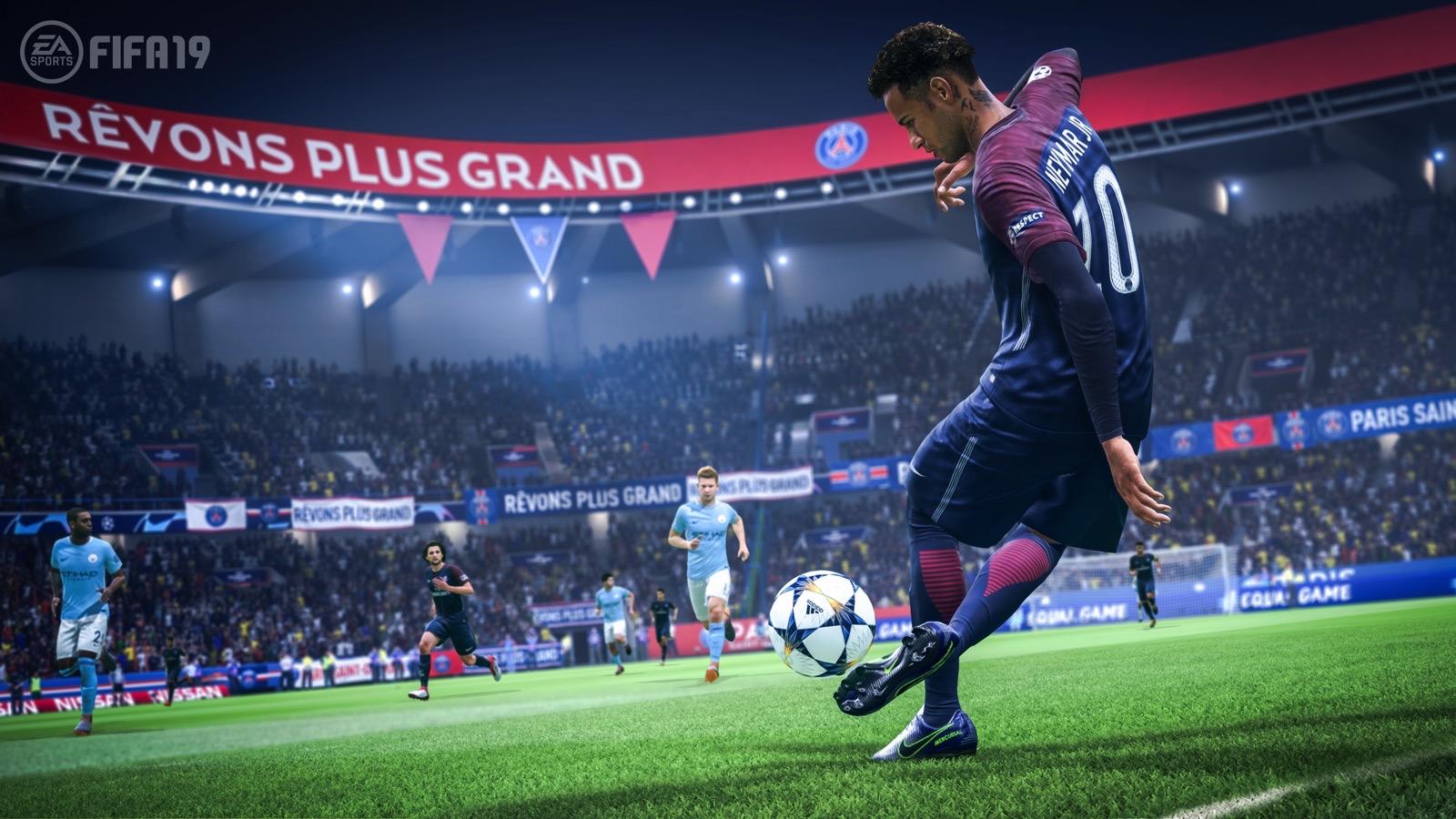 Resultado de imagem para FIFA 19