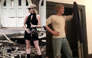 Ryan Murphy mostra imagens de Emma Roberts e Evan Peters nos bastidores de AHS: Apocalypse