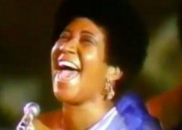 Meus 10 momentos favoritos da Aretha Franklin ao vivo (que eu me lembre!)