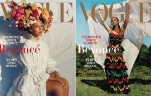Beyoncé na Vogue clicada pelo primeiro fotógrafo negro a fazer a capa da revista