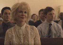 Saiu mais uma foto linda de Boy Erased, novo drama com Nicole Kidman e Troye Sivan