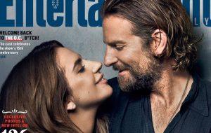 Lady Gaga e Bradley Cooper falam sobre Nasce Uma Estrela para a Entertainment Weekly