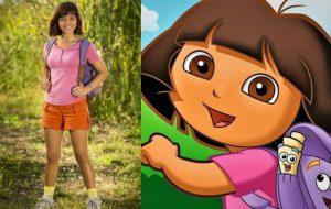 Isabela Moner é Dora, a Aventureira na primeira imagem do live-action