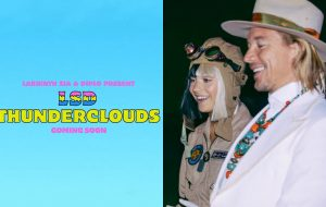 Sia revela trecho de Thunderclouds, novo single do LSD!