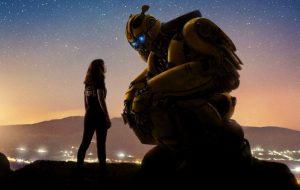 Paramount divulga novo pôster de Bumblebee, spin-off de Transformers
