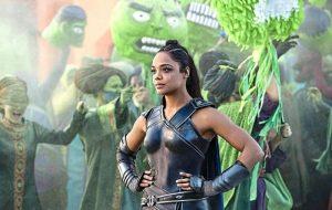 Disney pagou 10 mil dólares na peruca de Tessa Thompson em Thor: Ragnarok!