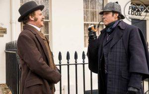 Novo filme do Sherlock Holmes com Will Ferrell e John C. Reilly ganha foto exclusiva