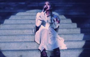 Madonna divulga vídeo de apresentação de Like a Prayer no Met Gala em 2018
