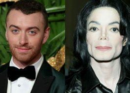 Sam Smith foi muito criticado pelo Twitter ao dizer que não curtia Michael Jackson