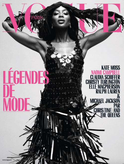 Kate Moss, Naomi Campbell e outros ícones estampam a ...