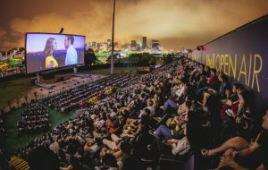Lady Bird, Os Incríveis 2, La La Land e mais em evento com cinema ao ar livre em São Paulo!