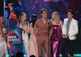 Riverdale, O Rei do Show e 5SOS lideram o Teen Choice Awards 2018!