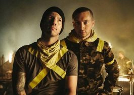 Twenty One Pilots estará no Lollapalooza 2019!