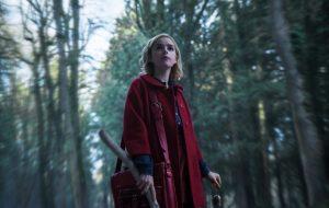 Vem ver as primeiras imagens de O Mundo Sombrio de Sabrina!