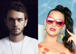 """Zedd confirma parceria com Katy Perry: """"Se formos sortudos, será lançada"""""""