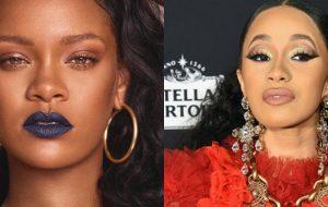 Rumor: Rihanna teria desconvidado Cardi B de seu evento beneficente, Diamond Ball!