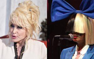 Feat inesperado: Dolly Parton lançou uma música com a Sia, vem ouvir!
