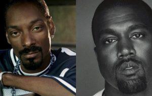 Snoop Dogg fica pistola com Kanye West por apoiar o presidente Trump!