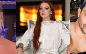 Ashlee Simpson confirma que sua música Boyfriend, de 2005, é sobre Lindsay Lohan e Wilmer Valderrama!