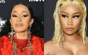 Ixi! Cardi B rasga o verbo sobre a treta com Nicki Minaj em uma série de vídeos
