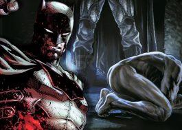 Batman aparece completamente pelado em nova HQ